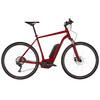Cube Cross Hybrid Pro 400 - Bicicletas eléctricas cross - rojo